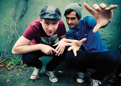 Jack and the Weatherman – The Free Tour