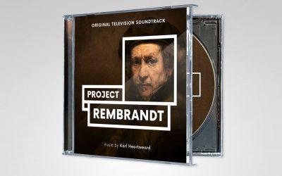 Een eigen soundtrack voor Project Rembrandt